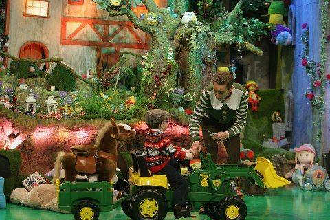 El Nadal arriba a Rolly Toys! Joguines Art, Carousel y