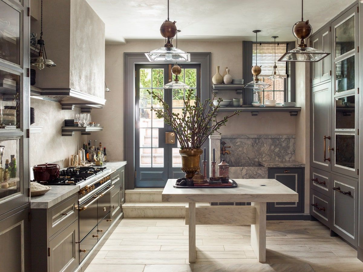 introducing the 2019 ad100 architectural digest in 2020 farmhouse style kitchen interior on kitchen interior farmhouse id=38709