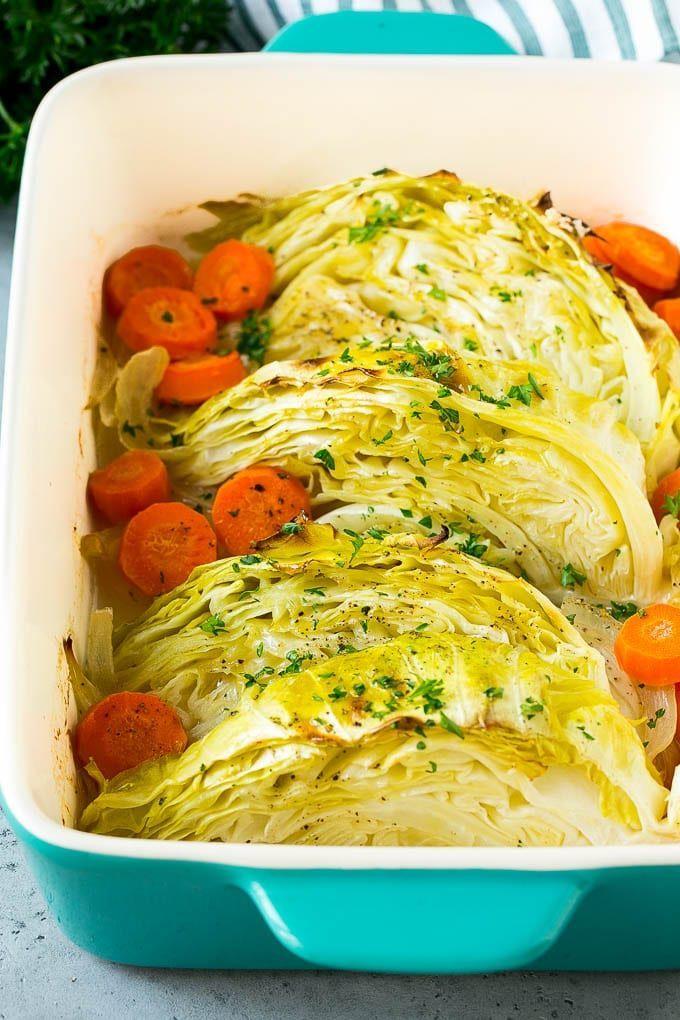 Braised Cabbage Recipe | Easy Cabbage Recipe