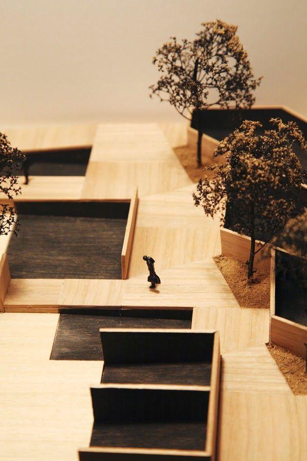 Atelierpng Architecture. Centre de Tri, Jardin des Plantes.