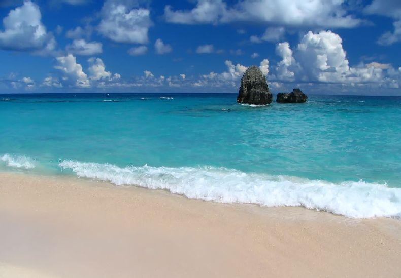 Elbow Beach In Bermuda Our Honeymoon So Breathtakingly Beautiful Miss It