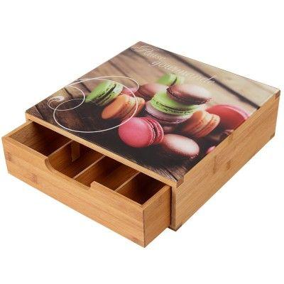 tiroir dosettes motifs macarons l a pinterest tiroir caf et l a. Black Bedroom Furniture Sets. Home Design Ideas