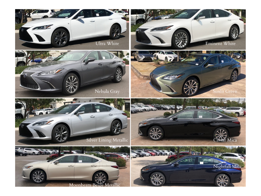 Lexus Color Line Up North Park Lexus Rio Grande Valley In 2020 Lexus Lexus Models New Lexus