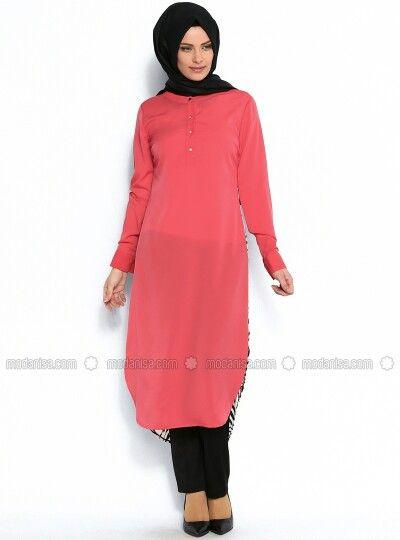 Hijabi fashion - tunics by modanisa style Fashion, Hijab outfit