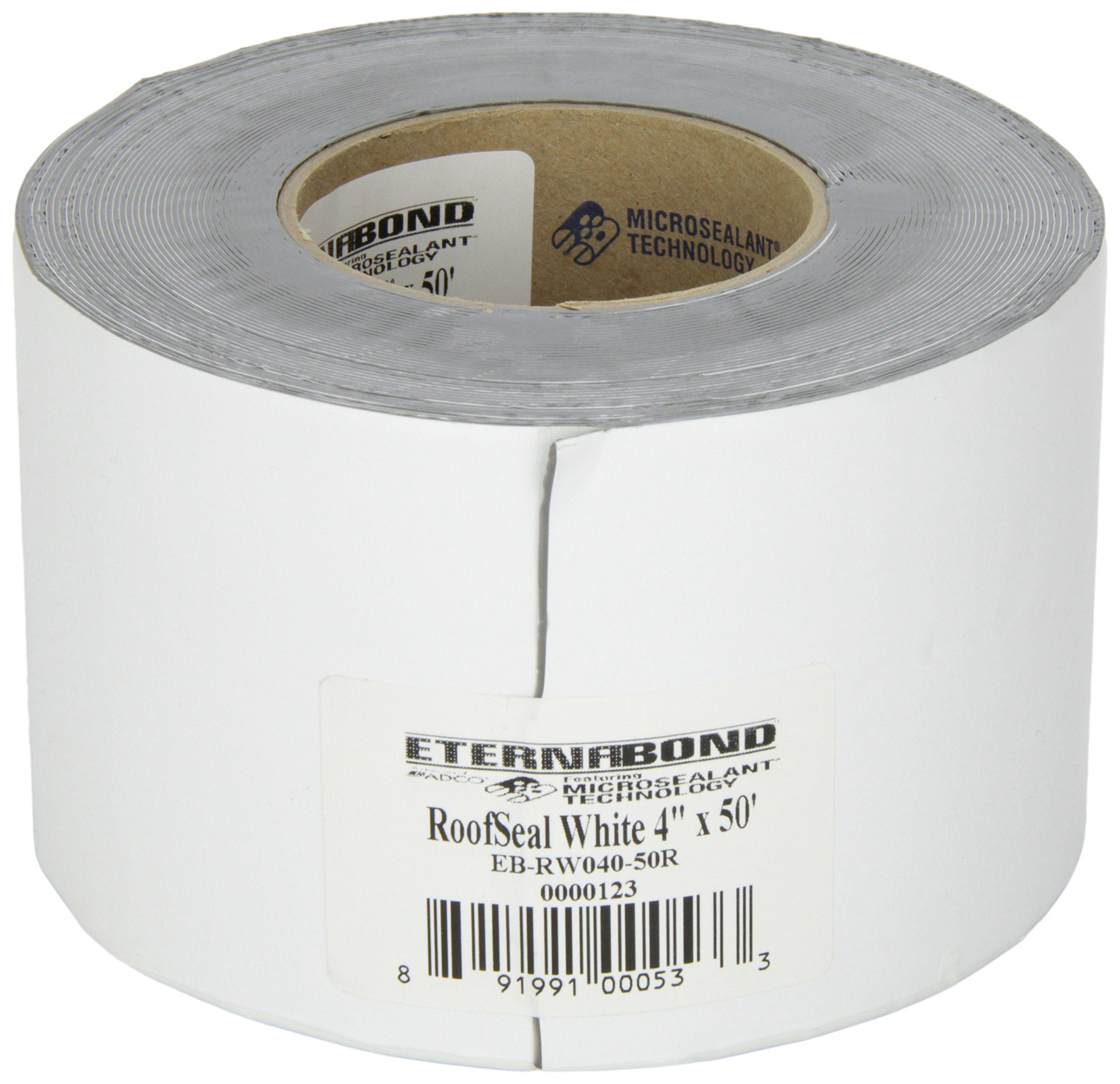 Eternabond Rsw 4 50 White Roof Seal Great For Leaks In
