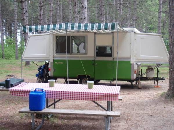 1976 Apache Royal Camper