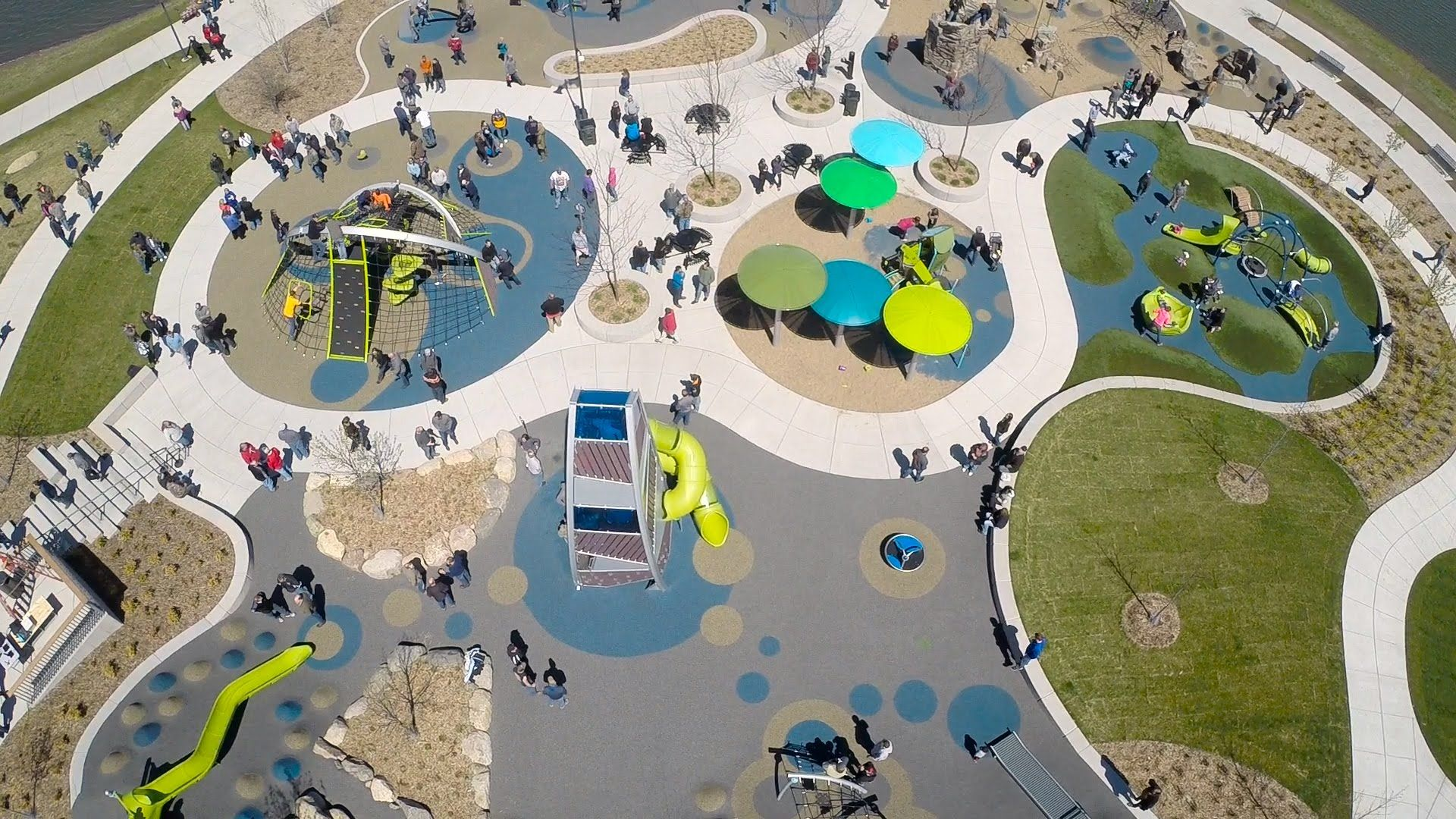Image Result For Central Park Of Maple Grove Outdoor Playground Playground Design Maple Grove Minnesota