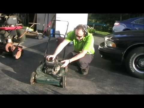 Cleaning Carburetor On Craftsman Lawn Mower Lawn Mower Lawn Mower Repair Manual Lawn Mower