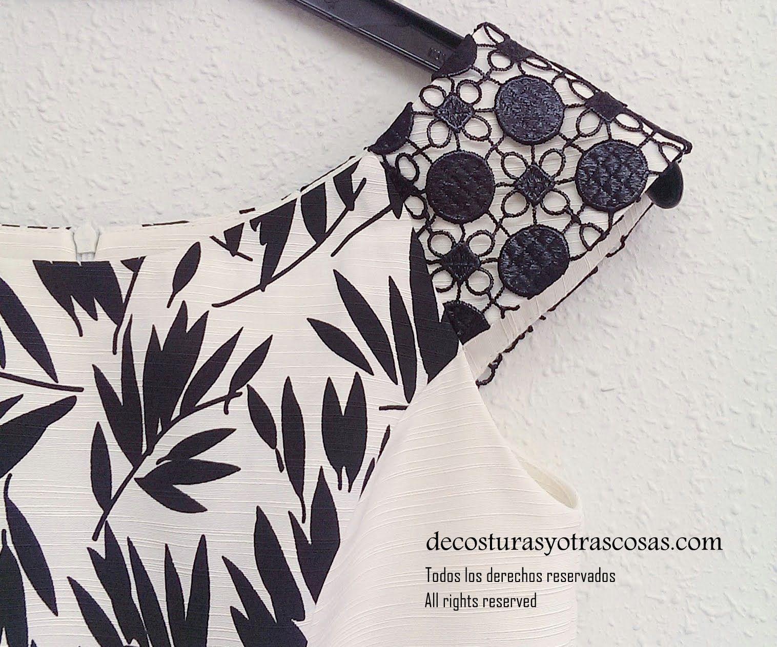 Blog sobre técnicas de costura con muchos tutoriales paso a tips ...