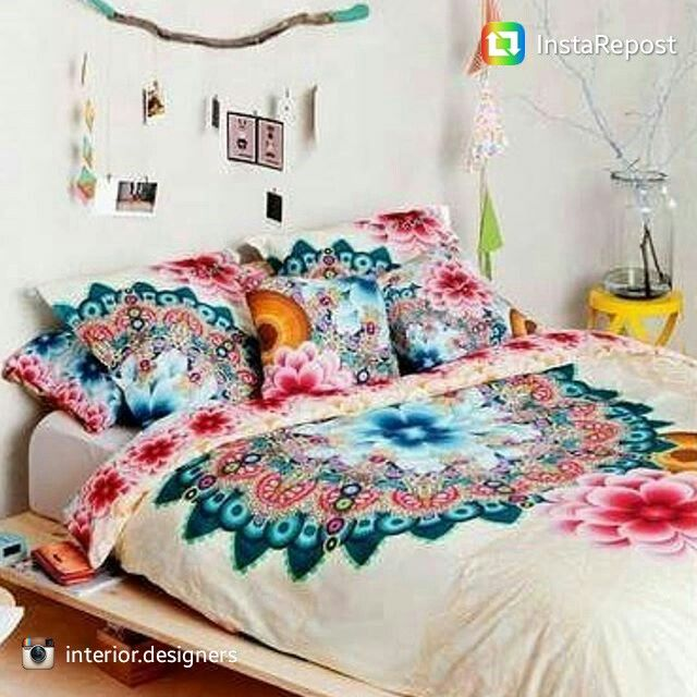Colorful Boho Room~would Be Great For The Girls In A Beach House