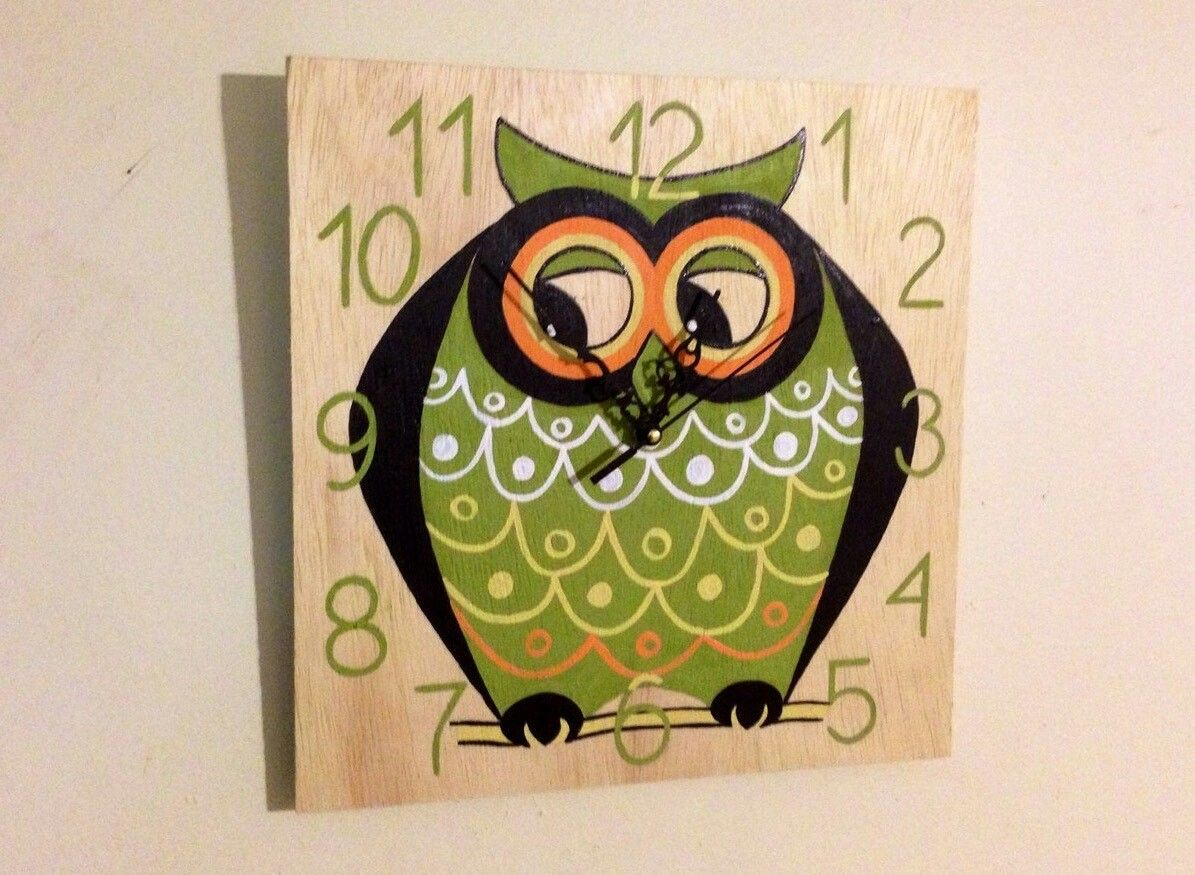 Excited to share the latest addition to my #etsy shop: OWL wooden ...