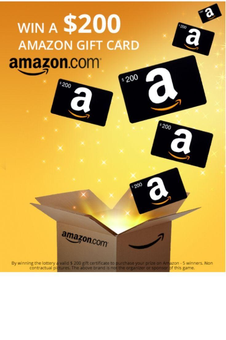 Photo of $200 Amazon Gift Card