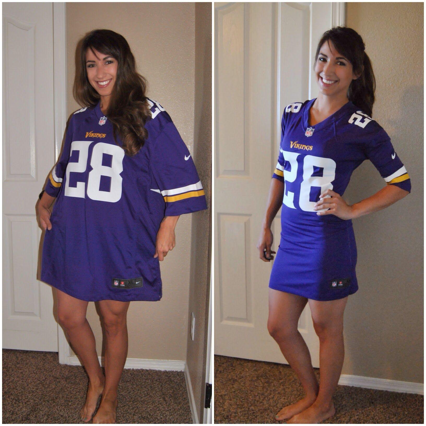 329dd202c84 Sew Much More than Rubies: Football Jerseys: For girls!! Football Jersey  Dress