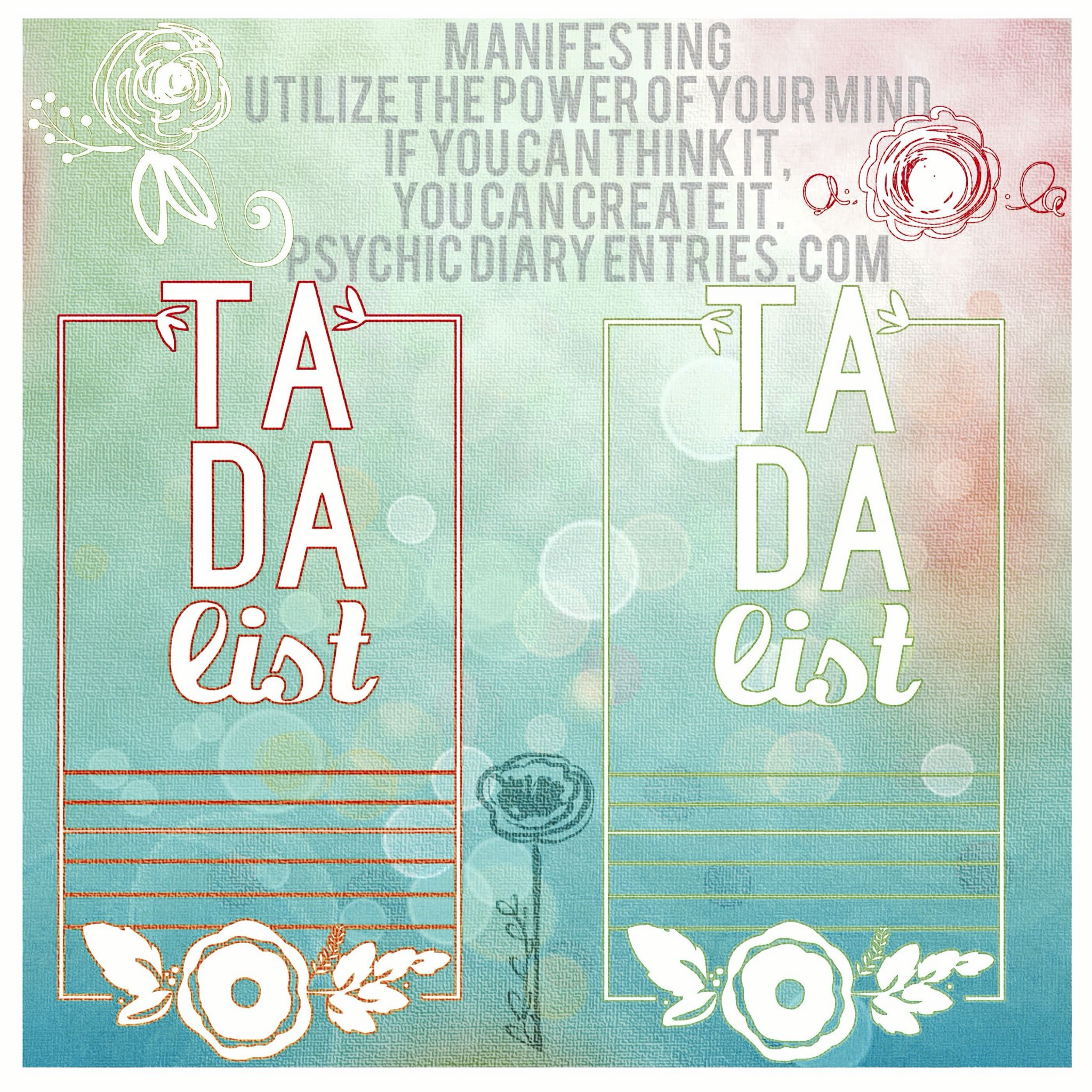 Manifesting: Utilize the Power of your Mind! If You can Think it ...
