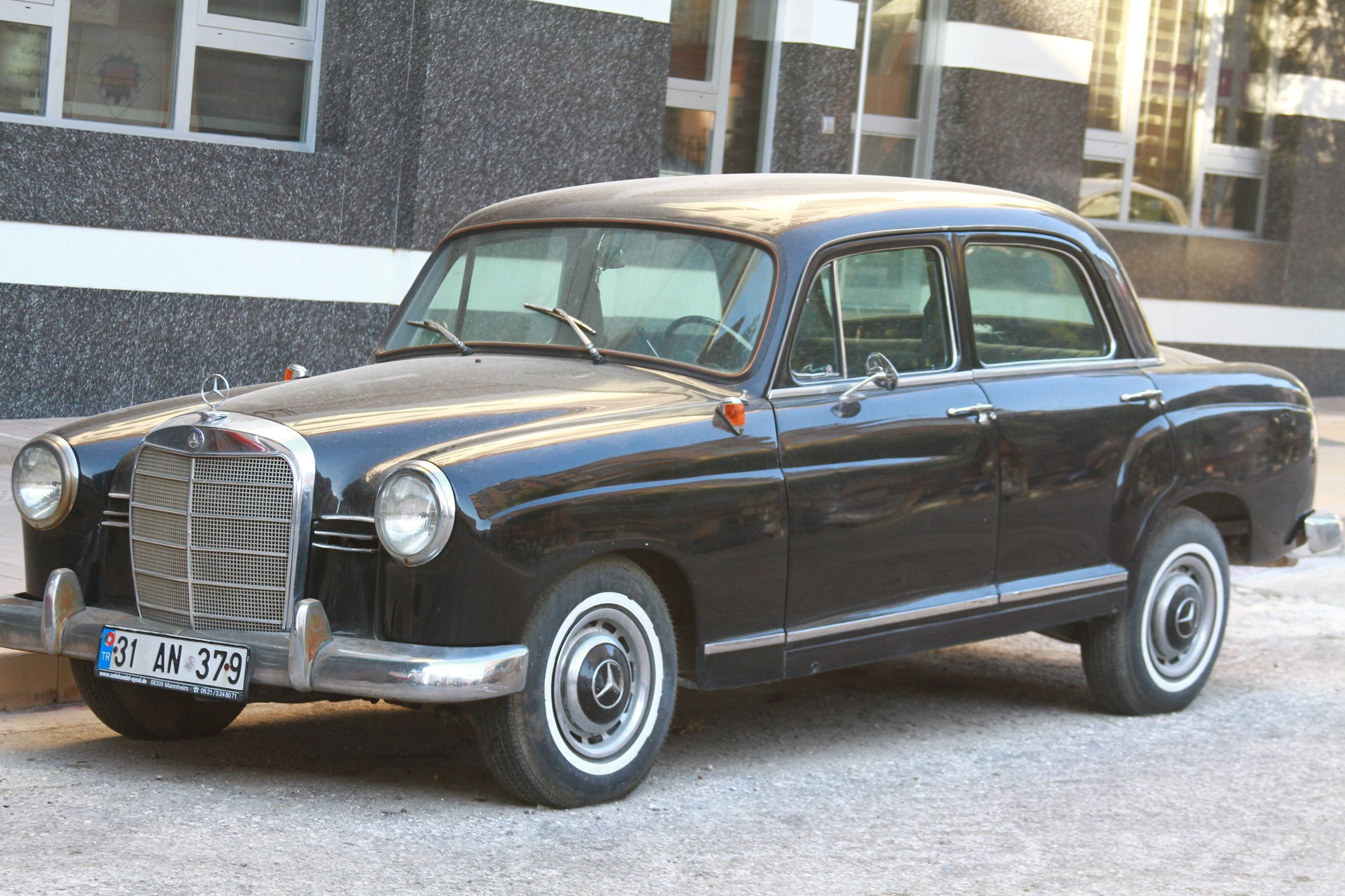 Mercedes Benz E Series W 120 1953 1962 Ponton With Images