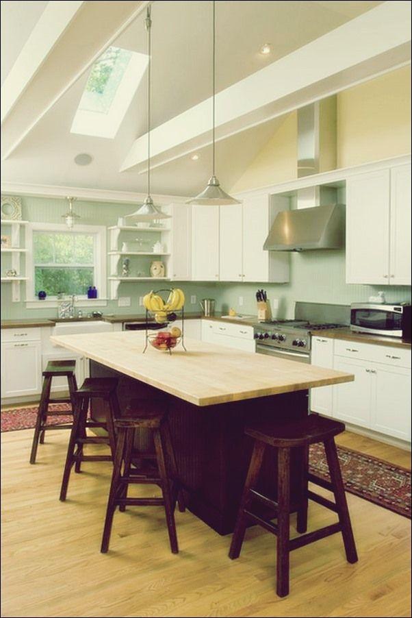 So berechnen Sie die Kosten für die Installation einer neuen Kücheninsel   Küche Deko   Kitchen ...