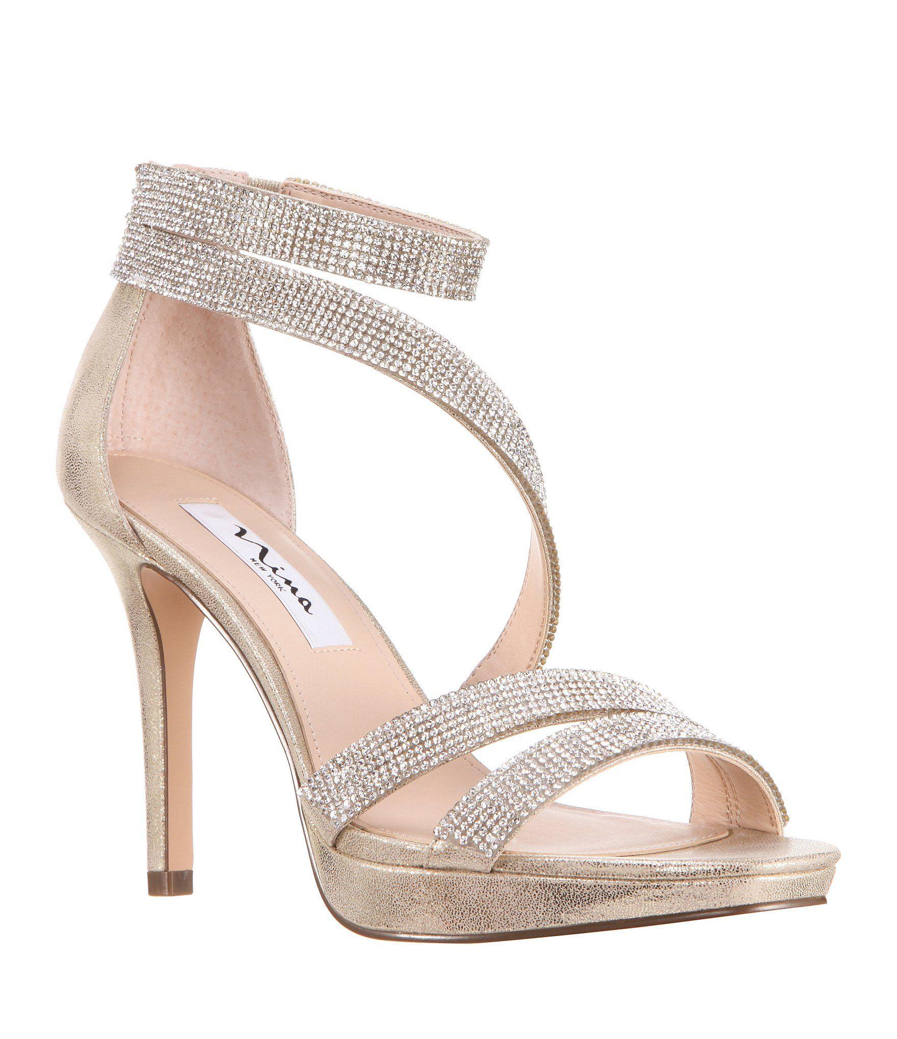 62db9770c9f Ariella Ankle Strap Sandal
