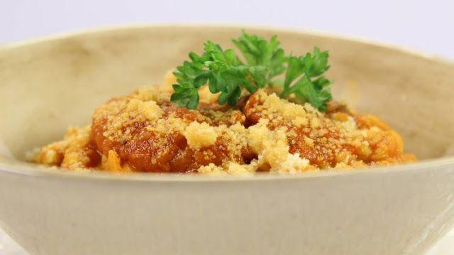 La mia cucina etica: Farro al ragù di lenticchie