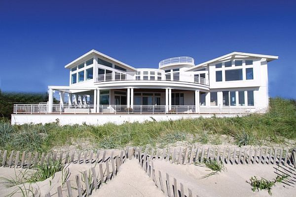 three beach front houses for sale beach homes house house front rh pinterest com