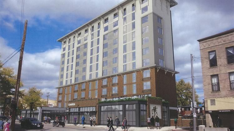 Pin By Dna Hotels On Noteworthy Hotel Openings Columbus Ohio