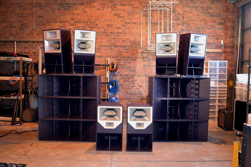 Funktion One Pa Hire Audiophile Speakers Pro Audio Speakers Pa System