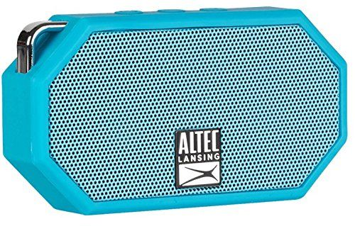 Altec Lansing Imw255 Mini H2o Bluetooth Wireless Speaker Learn
