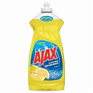 Ajax Slogan Stronger Than Grease Makes Sense For A Dish Soap Right Ajax Was A Greek Soldier Renowned For H Dish Detergent Ajax Dish Soap Detergent Brands