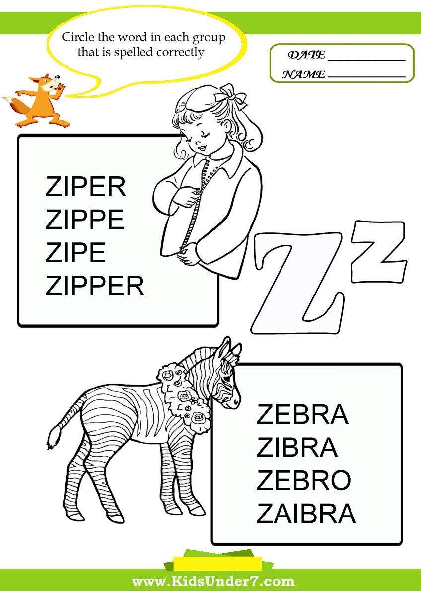 Four Letter Words Starting With Z How To Format Cover Letter News