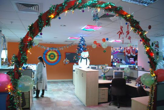 christmas office decoration. Christmas Office Decorations - Google Search Decoration