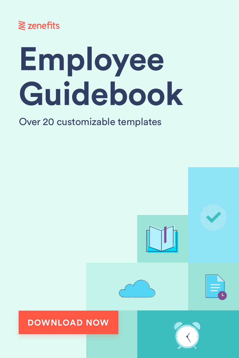 This Handbook Will Help You Develop An Inspiring Company Mission Statement C Employee Handbook Template Employee Handbook Small Business Marketing Strategy