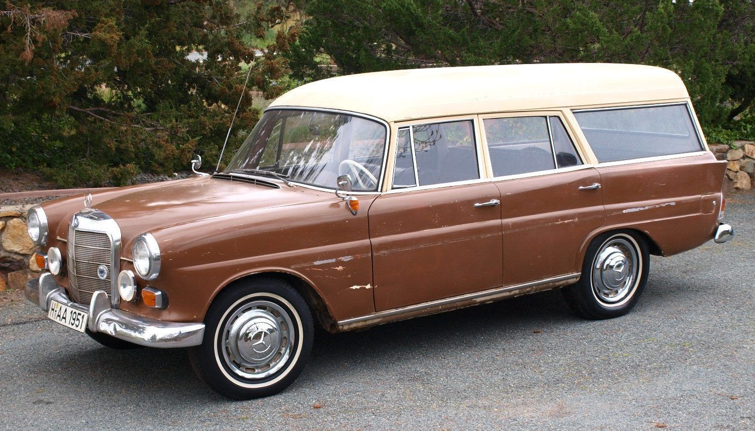 California Binz: 1963 Mercedes Kombiwagen | Station wagon, Barn ...