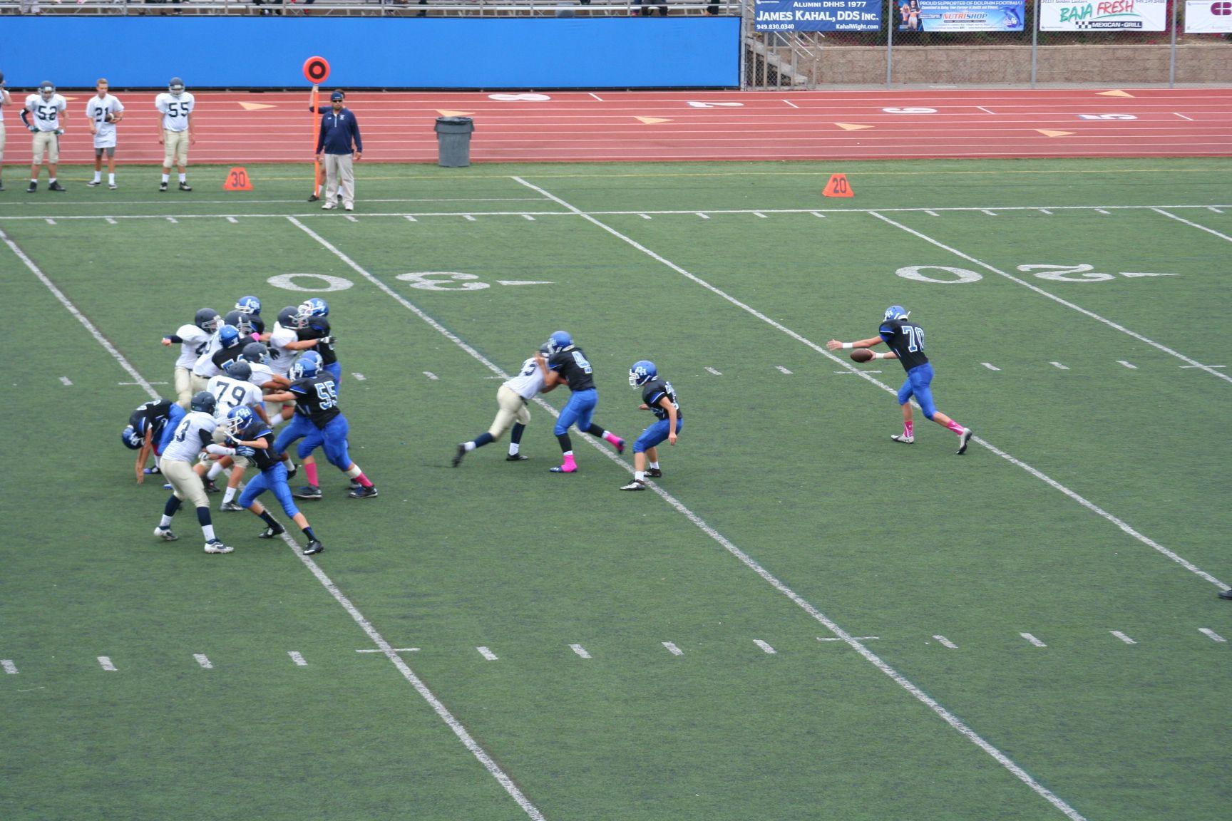 Dana Hills High School Football Dolphins Football High School Football Football