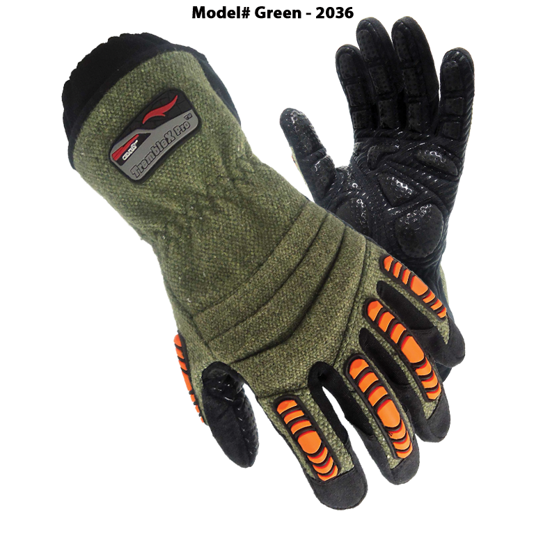 Tremblex Pro Hexagonal Memory Gel Pods Absorb Vibrations From Impact Tools And Are Tacky To Maximize Grip An Extend Anti Vibration Gloves Gloves Work Gloves