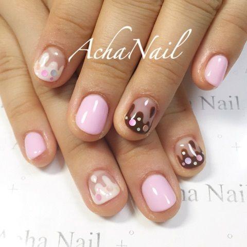 Kawaii Gel Nail Art