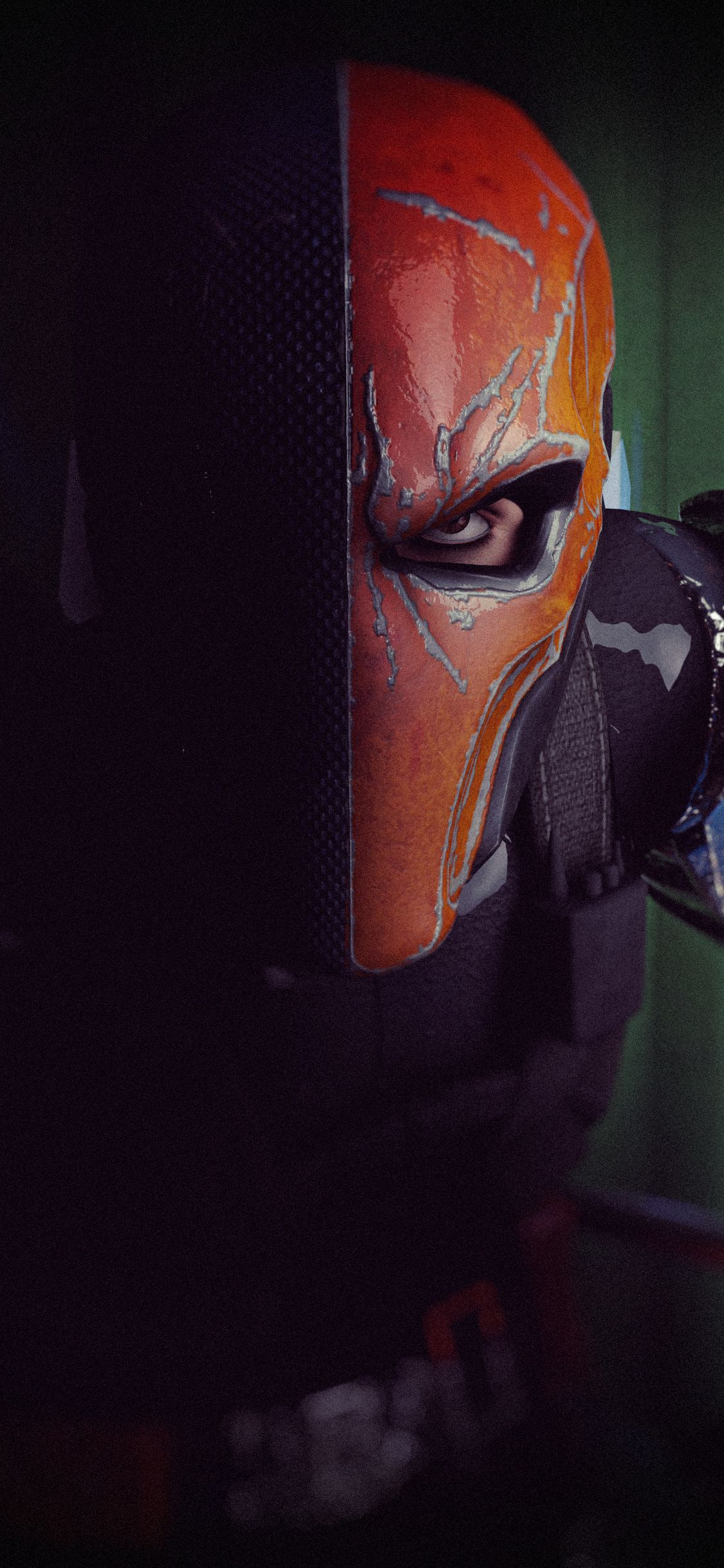 1125x2436 Deathstroke Iphone Xs Iphone 10 Iphone X Hd 4k Wallpapers Images Backgrounds Photos And Pictures En 2020 Marvel Guerreros Armaduras