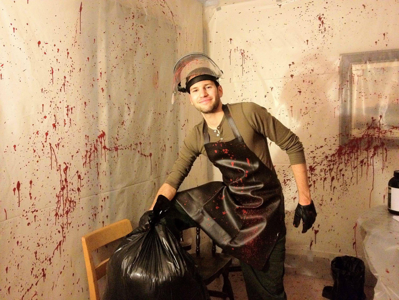 Dexter Halloween Costume and Kill Room. in 2020 Dexter