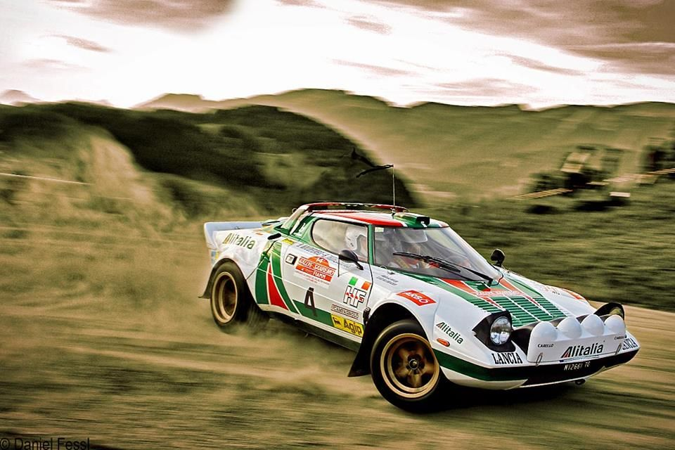 Lancia Stratos | Rally, School and Cars