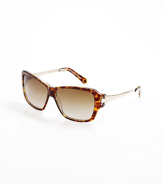 RECTANGLE BUTTERFLY SUNGLASSES