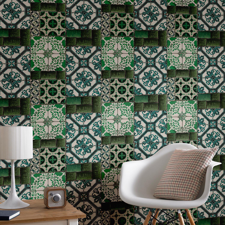 Afbeeldingsresultaat voor portugees wall Tile wallpaper