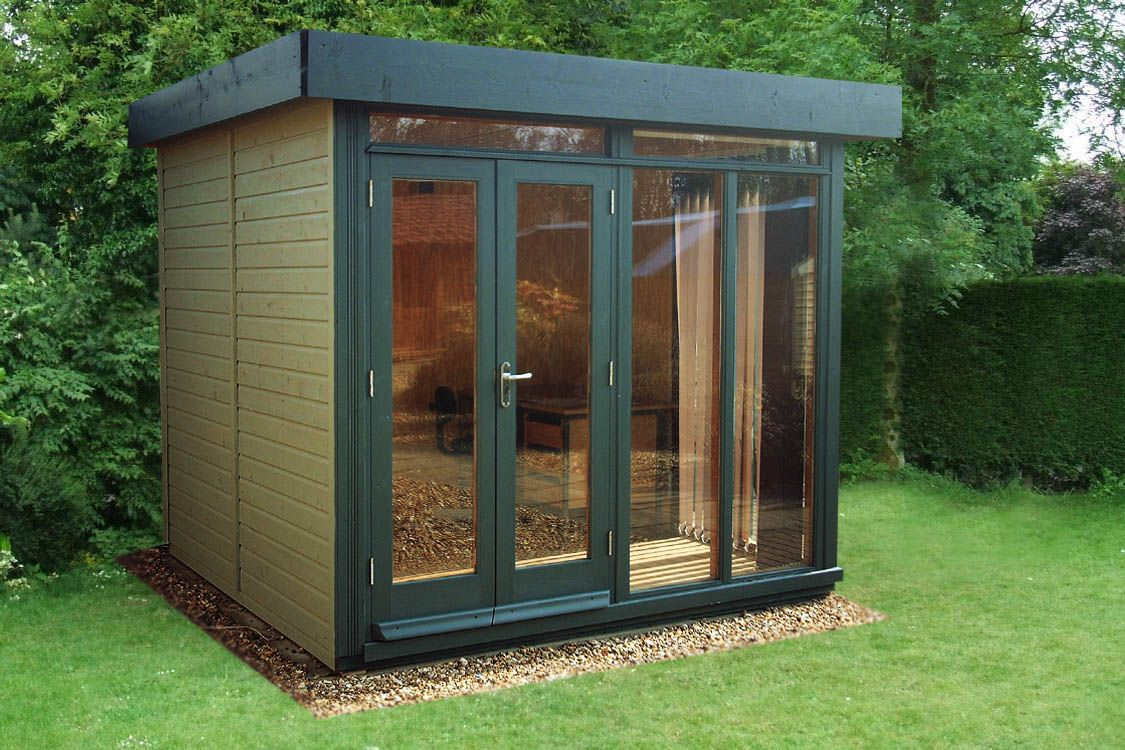 Garden Office Designs Classy Design Ideas