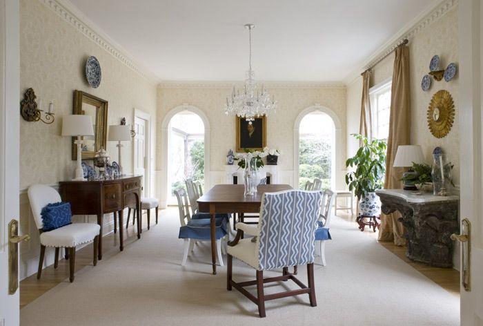 Prominent Washington DC Home