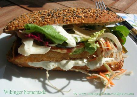 Fastfood: Wikinger homemade