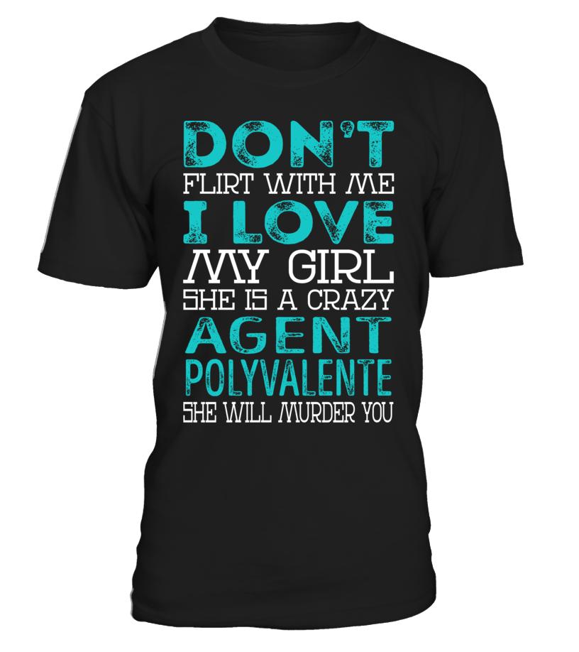 Agent Polyvalente - Crazy Girl #AgentPolyvalente