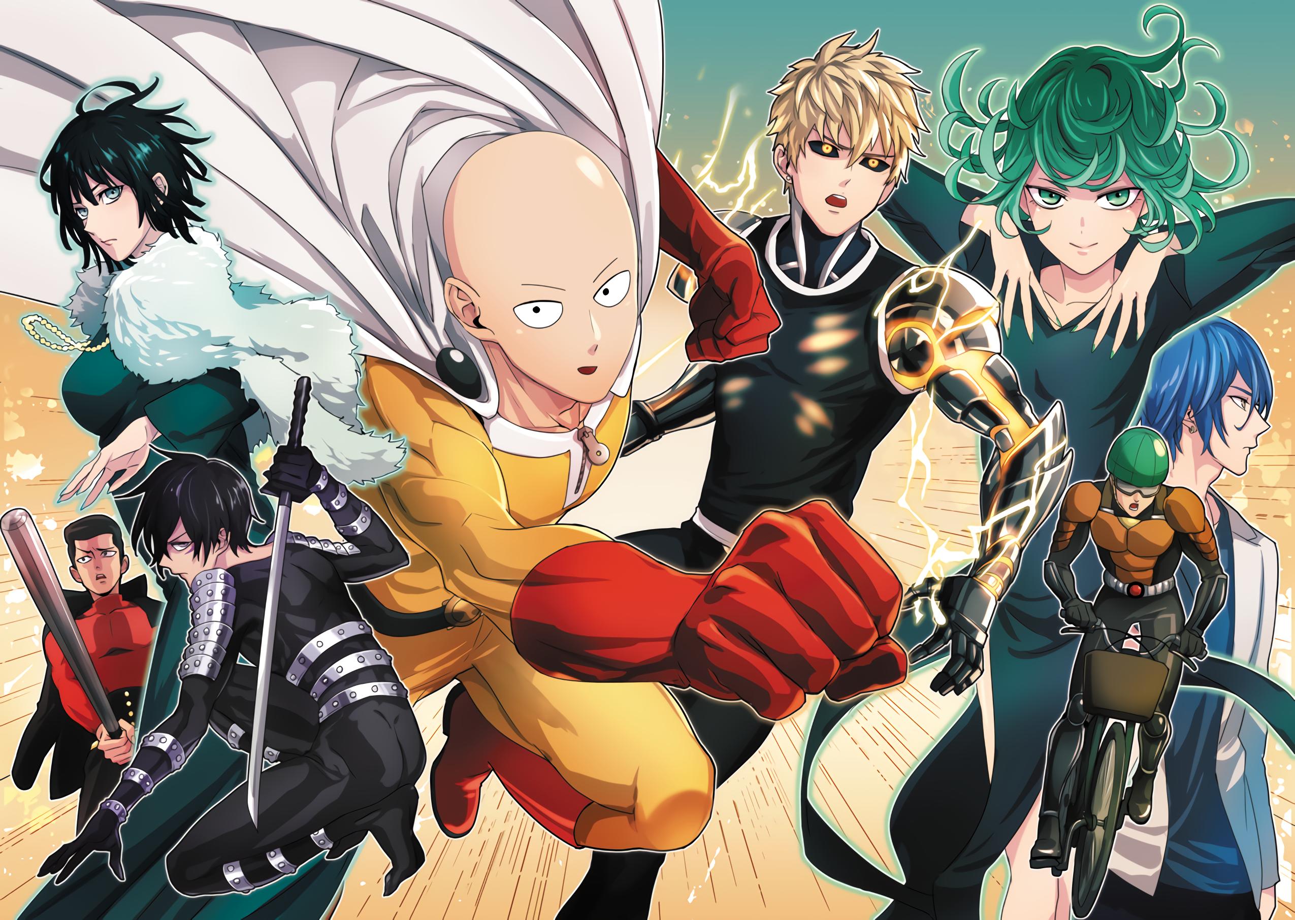 Épinglé par Dewipoker sur Anime Hits Punch man