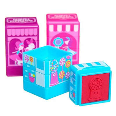B2s Shop Stamp from Smiggle - sweets