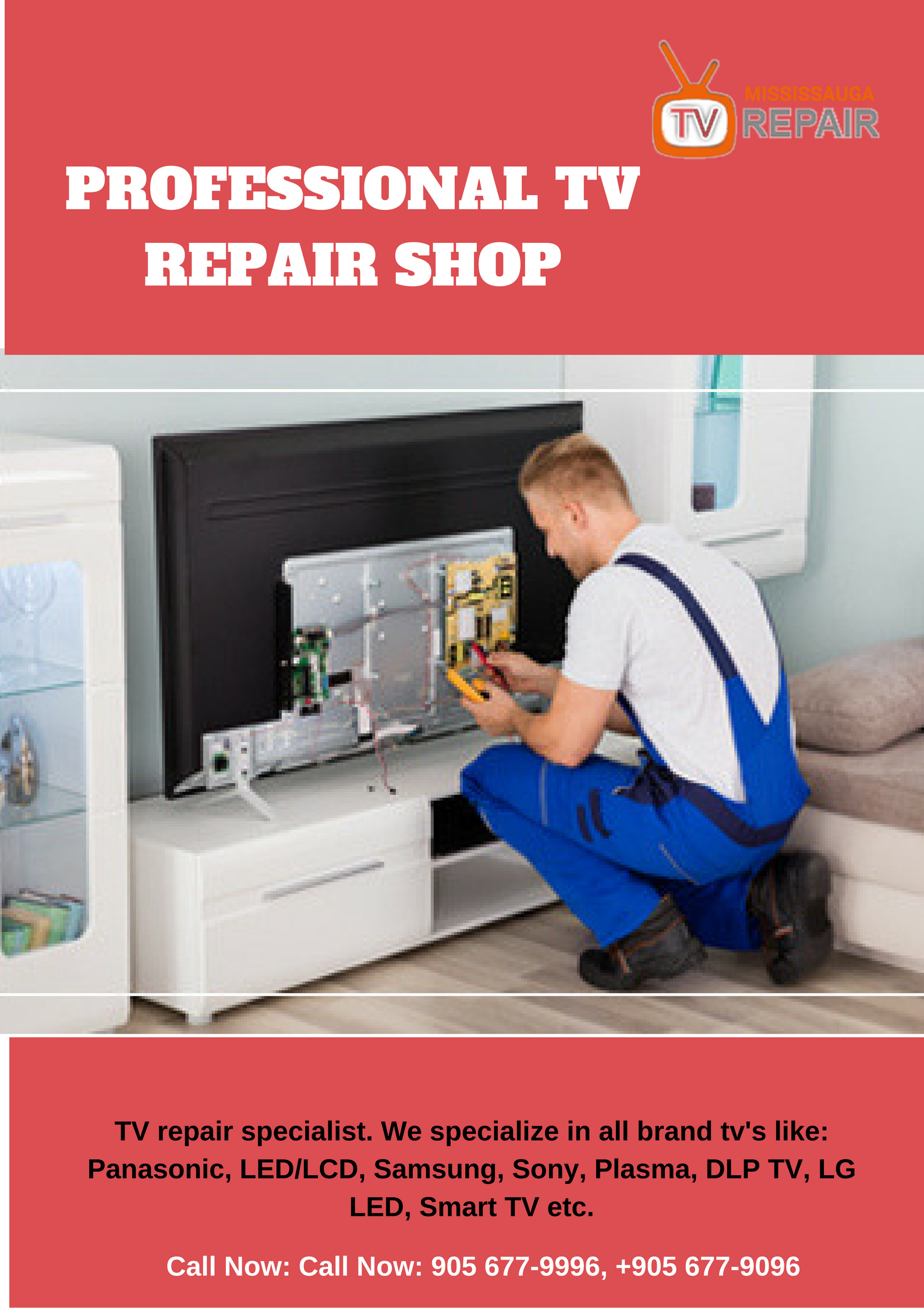 Just Give A Call To The Samsung Tv Repair Mississauga Center For Setting Your New Television Our Technicians Will Reach Your Pl Samsung Tvs Mississauga Repair
