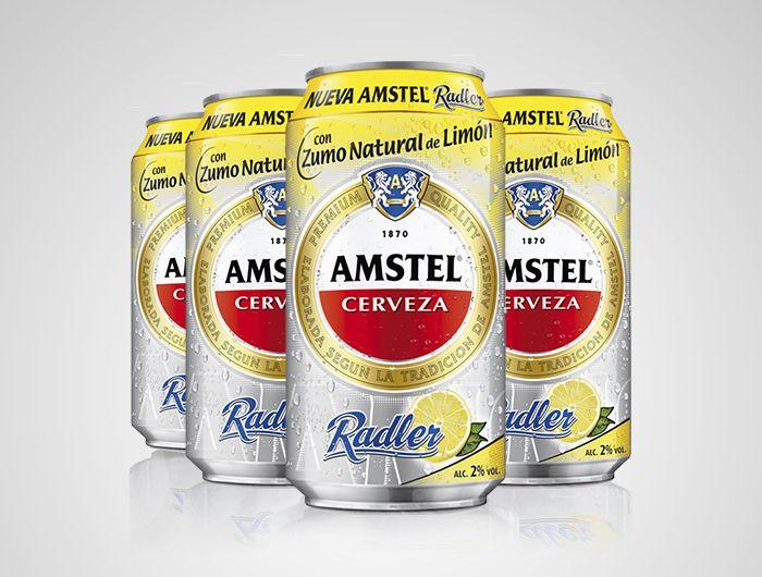 Amstel Radler Beer Radler Beer Beer Alcohol