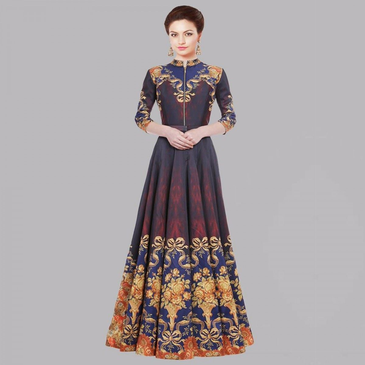 Wholesale plus size dresses from india