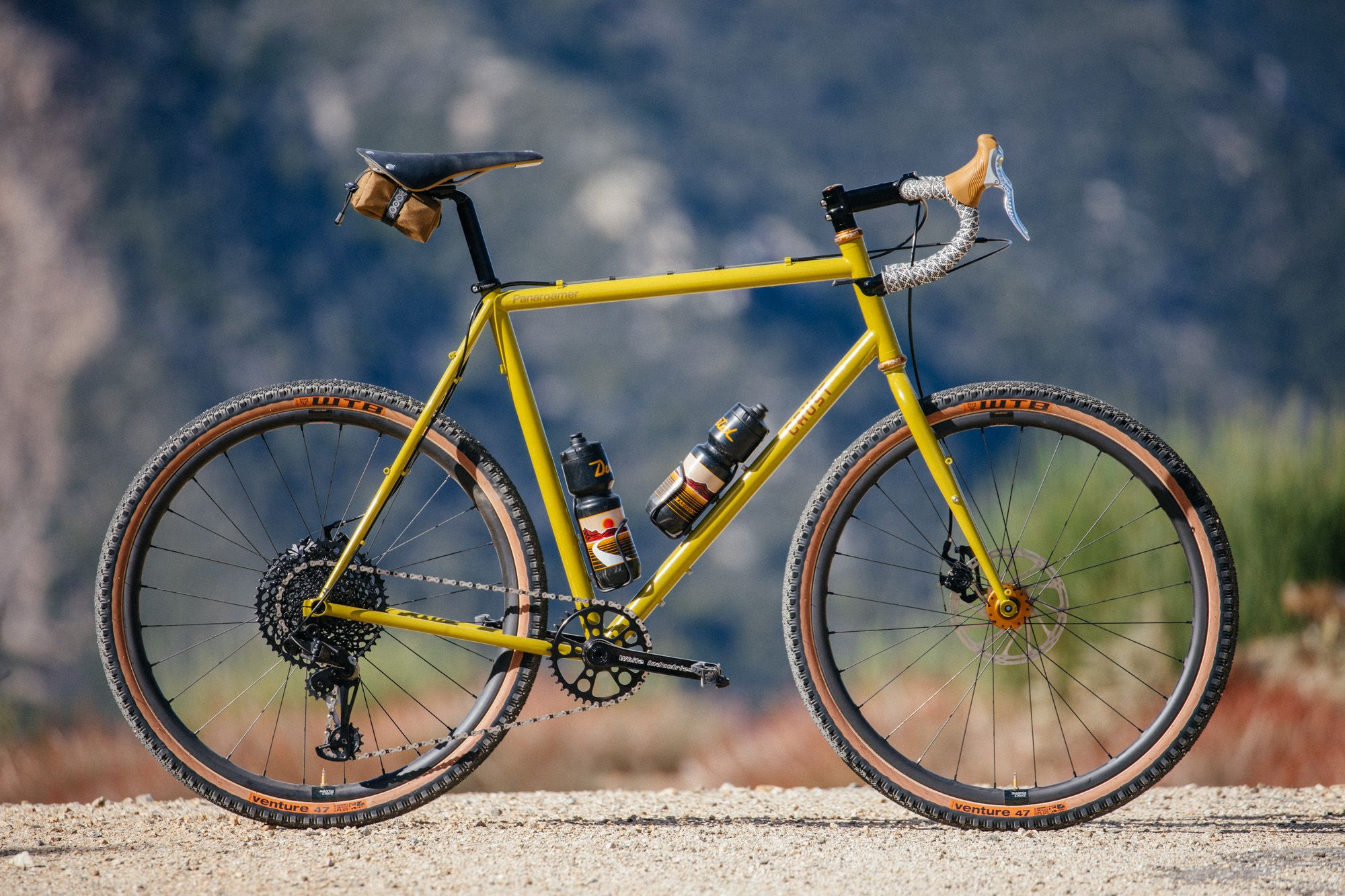 John S Crust Bikes Dreamer Is An All Road Light Tourer Bike Touring Bike The Dreamers