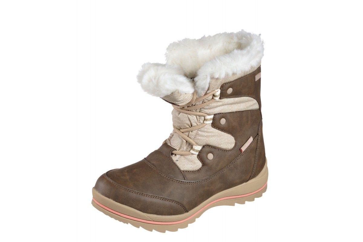 55d26a1ae948 Skechers Colorado Castle Rock Brown Tan Memory Foam Waterproof Ankle Boots